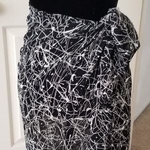 Sarong Styles Wrap Skirt